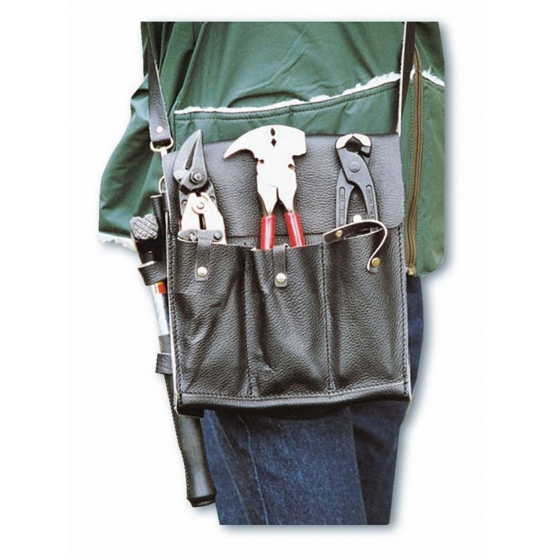 porte outils cuir