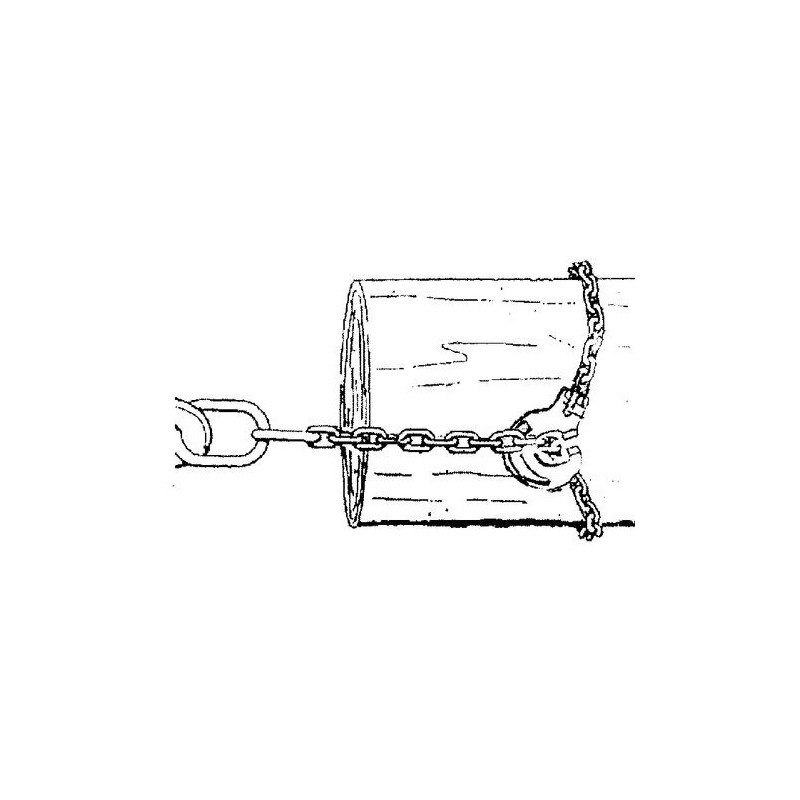 chaine classe 8 anneau et crochet
