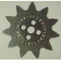 pignon pour guide titanium p/machine d'abattage