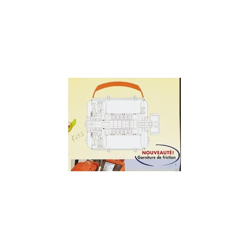 treuil à câble fks compact 13 profi plus