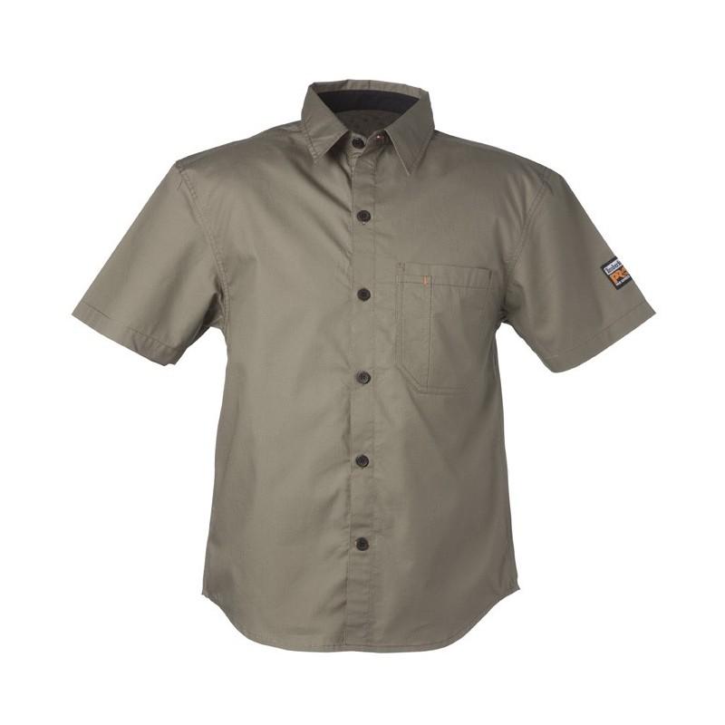 chemise timberland kaki pro 404