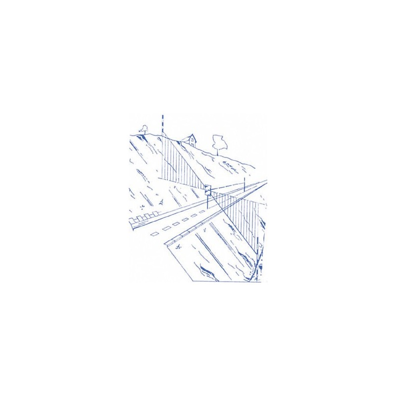 equerre optique double pentagonale 90°/180°