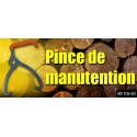 pince de manutention