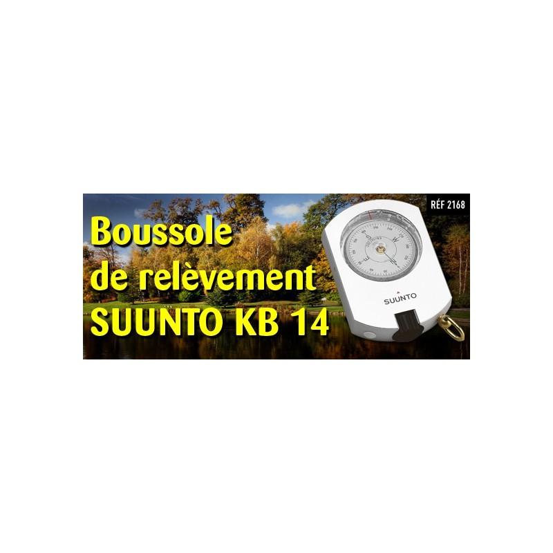boussole KB14 SUUNTO 400gr