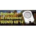 boussole KB14 SUUNTO 360°