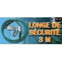 longe de sécurité 4m