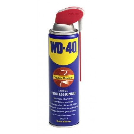 WD40 500ml double position