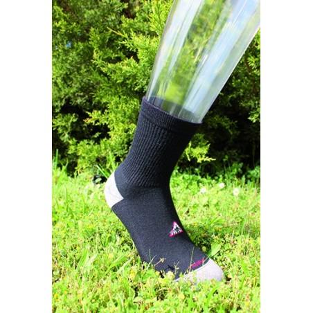 chaussettes anti-moustiques...