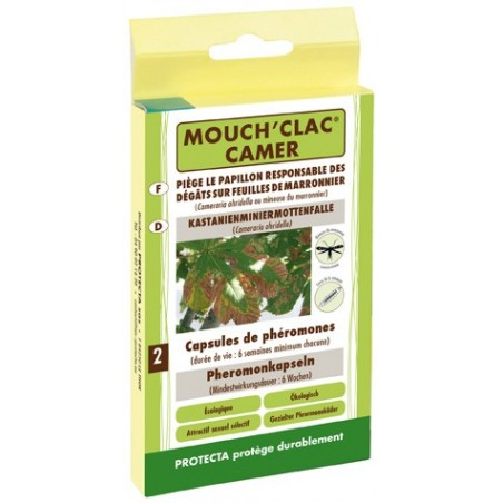 Piège mouch'clac camer...