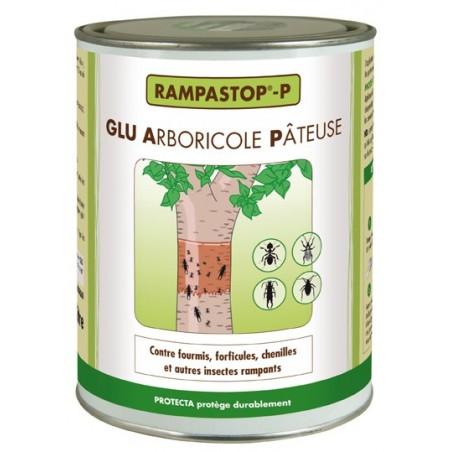 Rampastop pot
