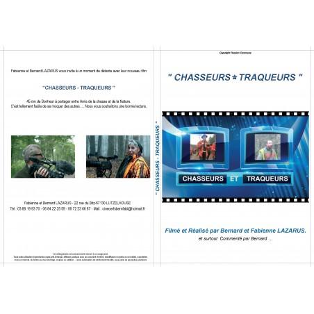 """DVD """"chasseurs et traqueurs"""""""