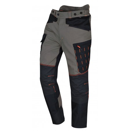 pantalon de travail HANDY gris/noir