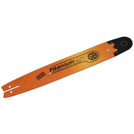 guide-chaine titanium XV 59cm