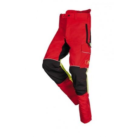 pantalon SAMOURAI ROUGE...
