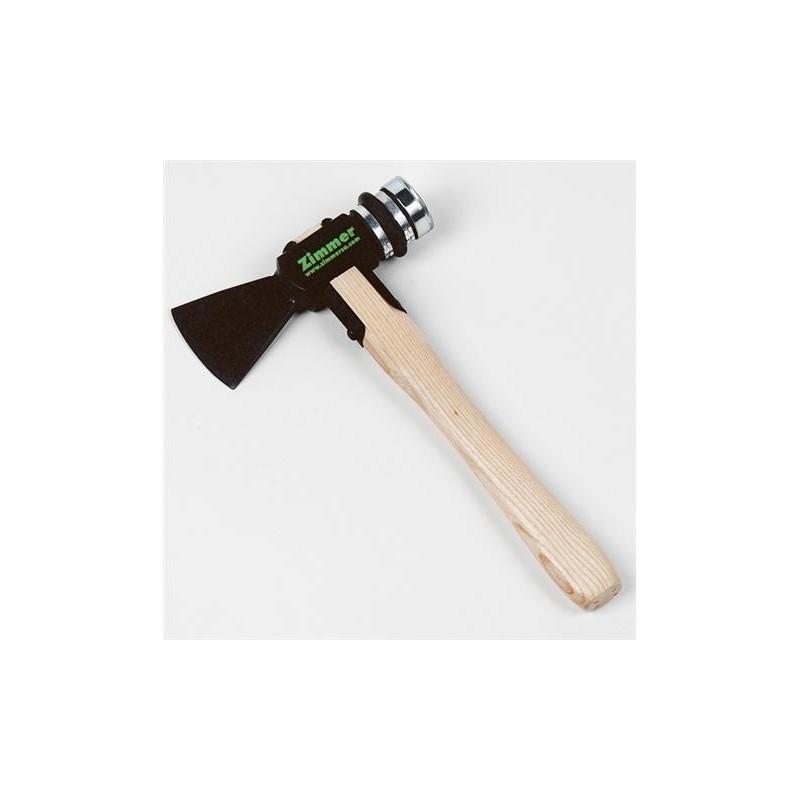 marteau avec hachette