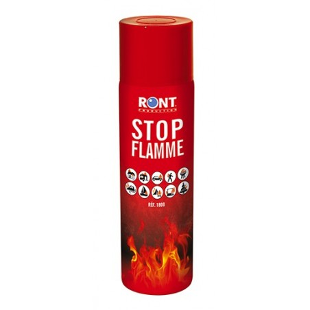 Stop Flamme Ront