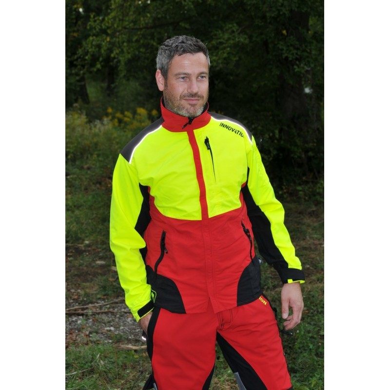 Forest Travail Sip W Veste Protection Air 1slw De fy6vYgb7