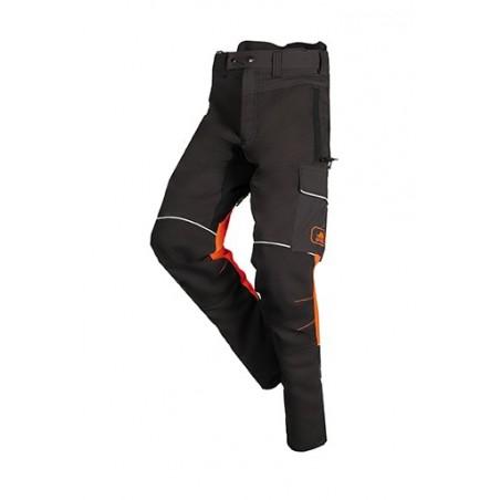 Pantalon SAMOURAI GRIS SHORT