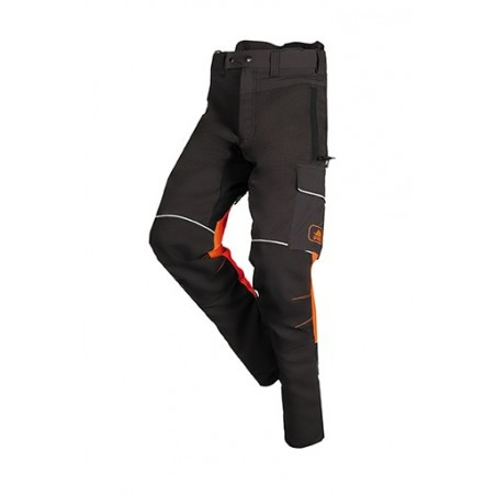 pantalon SAMOURAI GRIS TALL...