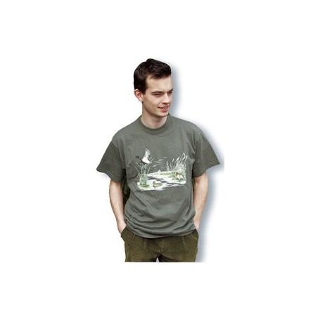 tee shirt sanglier