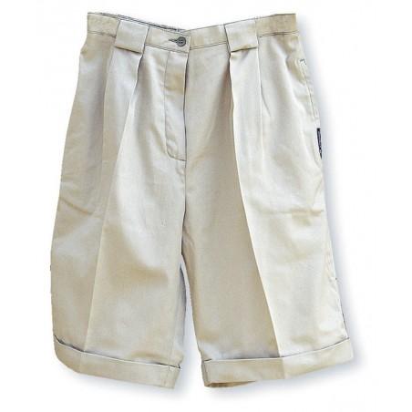 short long coton sable MONCHAUX