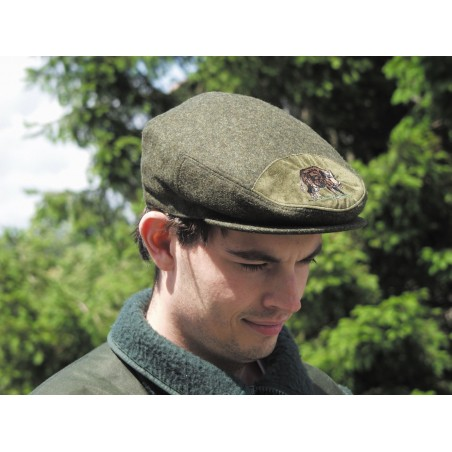 casquette HUNTING SANGLIER