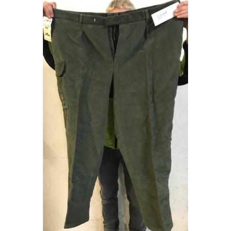 pantalon velours MONCHAUX