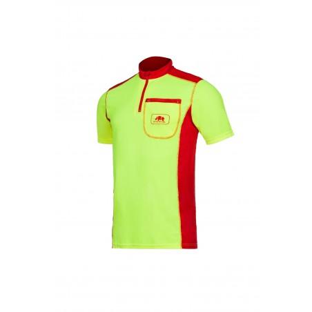 tee shirt technique manches courtes 397A
