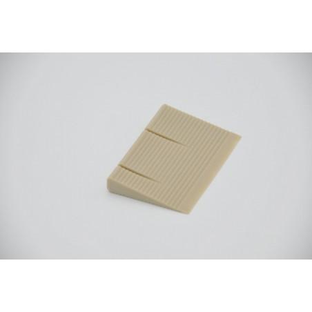 COIN DE MANCHE PLASTIQUE 10mm