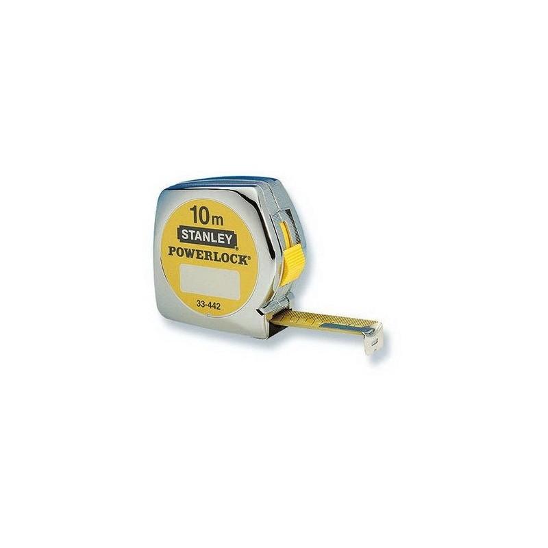 ruban mètre automatique powerlock