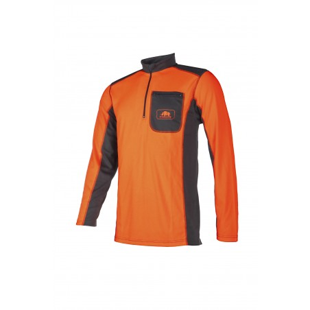 Sweat Shirt 697A orange