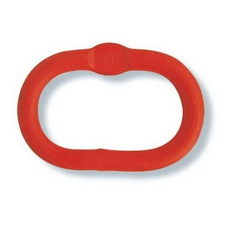 anneau ovale 18mm