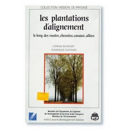 les plantations d'alignement