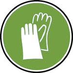 Equipement forestier de sécurité pour les mains